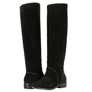 ❤️New Ugg Gracen Suede Black color tall boot Sz 11